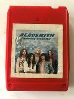 """AEROSMITH s/t CA 32005 8 Track Tape """"Dream On"""" **Tested and Fully Guaranteed**"""