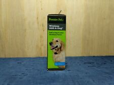 Premier Pet Wireless Add-A-Dog w/ 5 Levels of Correction
