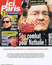 Ici Paris 3275 - 08/04/2008 Pernaut Chazal de Fontenay