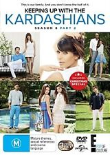 Keeping Up With The Kardashians -Season 8 Part 2 (DVD) (Region 4) Aussie Release
