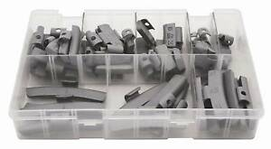 PANG ASSORTED BOX WHEEL WEIGHTS ZINC FOR STEEL WHEELS x 60