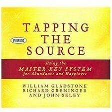 NEW 5 CD Tapping the Source :Using the Master Key System for Abundance and...