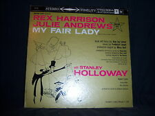 "Columbia MW OS-2015 Rex Harrison, Julie Andrews - My Fair Lady 1959 12"" 33 RPM"
