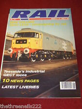 RAIL - LATEST LIVERIES - MARCH 8 1990 # 117