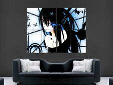 BLACK ROCK SHOOTER GIANT POSTER PRINT