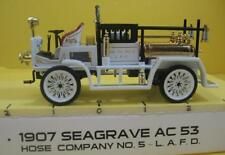 FIRE TRUCKS~1907~SEAGRAVE AC 53~HOSE COMPANY #5 ~ L.A.F.D ~ SIMILAR TO MOY-YFE21