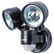 Double projecteur LED avec détecteur de mouvement