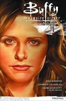 Buffy the Vampire Slayer Season 9 Volume 1 Freefall GN Joss Whedon Spike New NM