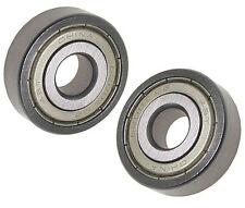 Two 6200Z  Bearing  for  6200-z for Cateye, X-7 Pocket bikes FREE SHIPPING