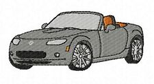 Mazda MX5 Mk3 Embroidered & Personalised Polo Shirt