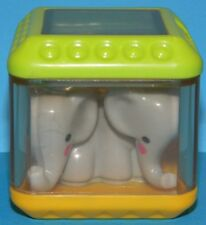 Fisher Price Peek-A-Block w/ Two Elephants Replacement Piece