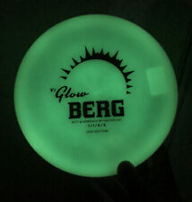 Kastaplast K1 GLOW BERG   2021   Teal Stamp   173g   New   Disc Golf