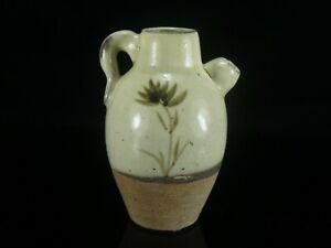 Antiques Chinese CiZhou Kiln Inkstone Water Droplets Pots