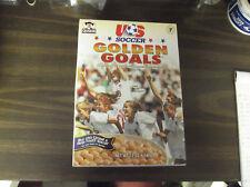 1999 Quaker U.S. Soccer Golden Goals Cereal Box - 1999 World Champions