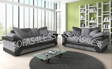 Kitchen Fabric Unbranded Sofas, Armchairs & Suites