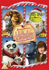 DreamWorks Holiday Favourites [DVD], Very Good DVD, , Tom Owens, Gary Trousdale,