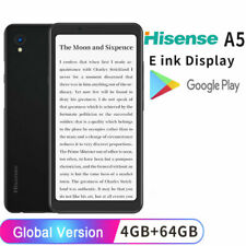 Hisense A5 E Ink Screen 4G Smartphone Mobile Reading Phone Octa Core Dual SIM