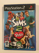 THE SIMS 2: PETS PER Sony Playstation 2 (PS2)