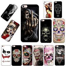 Grim Reaper Skull Skeleton Case For iPhone 11 Pro Max XR XS Max 6 6S 8 7 Plus 5S