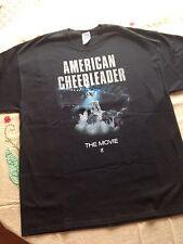 "NWOT Mens ""AMERICAN CHEERLEADER - THE MOVIE"" Promo Tee T-shirt XL new"