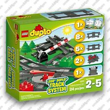 LEGO Duplo #10506 - TRAIN TRACK ACCESSORY SET - Brand New, Retired, Hard to Find