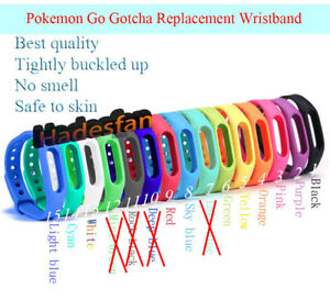 Replacement Wristband for  Gotcha  Go-tcha Buckle up tightly