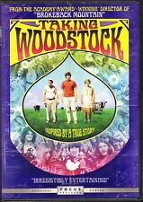 Taking Woodstock DVD