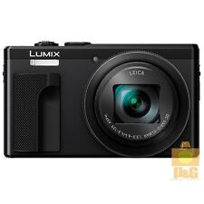 NEW PANASONIC DMC-ZS60 ZS60 / TZ80 4K COMPACT CAMERA DIGITAL CAMERA / BLACK