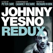 Cabaret Voltaire - Johnny Yesno Redux 2011 (NEW 2CD/2DVD)