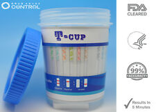 25 Pack 14 Panel Drug Testing Kit - Tests 14 Drugs Instantly - Free Shipping!