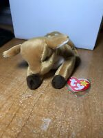 Ty Beanie Babies Collection Whisper The Fawn 04-05-97 in Excellent Condition