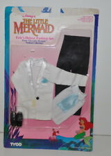 Disney's The Little Mermaid Eric Doll Deluxe Fashion Set New Outfit & shoes