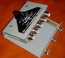 ALPHADELTA ASC-4B Desktop 4-Position, SO-239, 500Mhz