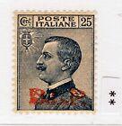 BLP08 - REGNO 1921-23 - BUSTE LETTERE POSTALI - il n. 16 - 25 c. 3° tipo