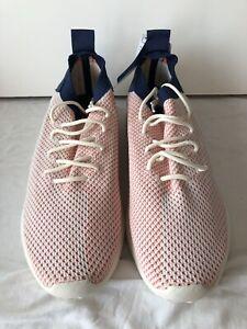 Adidas Originals Tubular Shadow White/ Orange Men Size 13 Sneakers New