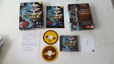 Les chevaliers de baphomet broken sword  Apple macintosh FR big box boite carton