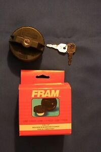 Locking Gas Fuel Cap ~ Fram RG-794 ~ 1982-1997 Camaro & Firebird