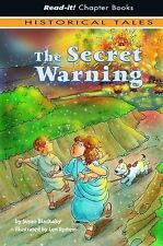 The Secret Warning (Read-It! Chapter Books)-ExLibrary