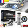 Ultra Bright H7 MAX 360° LED Ampoule Voiture Feux Lampe Phare Kit 110W 6000K