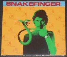 SNAKEFINGER chewing hides the sound EUROPE CD 2016 new BONUS TRACKS residents
