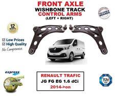 AVANT ESSIEU GAUCHE & droit Bras de suspension pour Renault Trafic JG FG EG 1.6