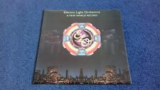 ELECTRIC LIGHT ORCHESTRA VINYL LP - A NEW WORLD RECORD 1976 UAG30017