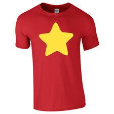 Steven Universe YELLOW STAR Tshirt T-shirt Tee Top shirt Adult / Child / Kids