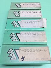 CARBIDE ENGINEERING SPECIALISTS  24 LOCK PINS 20 CARBIDE HOLDERS