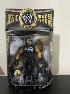 WWE JAKKS Classic Superstars NWO Hollywood Hulk Hogan MOC