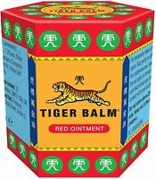 Tiger Balm Red Ointment Large 30g 33ml Pain Relief Rub Headaches ORIGINAL UK
