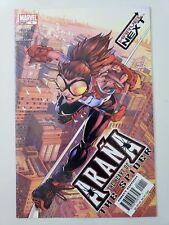 ARANA: THE HEART OF THE SPIDER #1 (2005) MARVEL COMICS AVERY! CRUZ! SPIDER-VERSE