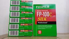 Fuji instant color 100c fujifilm silk type 100 polaroid film 2017 - 08 neuf