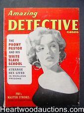 """Amazing Detective"" April 1959"