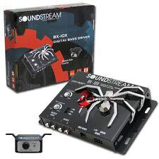 New Soundstream Car Audio Digital Bass Processor + Remote
